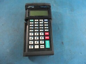 Worth Data Tricoder T54 Portable Bar Code Reader Used