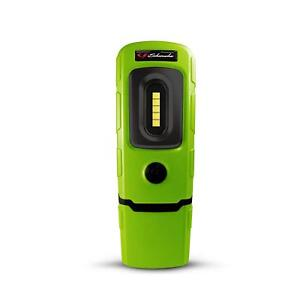 Lime Rechargeable Work Light Flashlight Car Automotive Torch Battery Usb Magnet