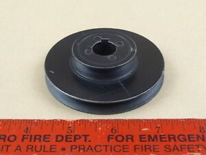 Excellent Atlas Craftsman 6 618 Lathe 2 Step Motor Pulley Part M6 428 5 8 Bore