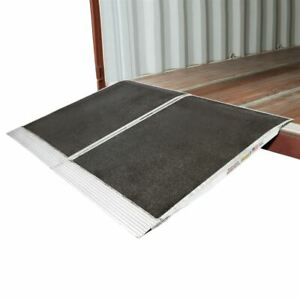 Forklift 48x72 Shipping Container Ramps For Loading Docks 05 36 048 06 grit 2