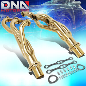 J2 For 1964 1988 Chevy pontiac buick 265 400 Sbc Engine Exhaust Header Manifold
