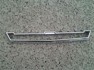 Original Used Rat Rod Ford Galaxie Bezel Emblem Free Shipping