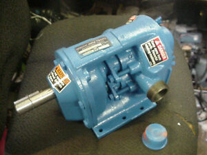 New Tuthill 25a Gear Driven Lobe Semi sanitary Process Pump Liquid Oil Ink Iron