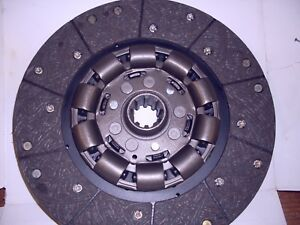 John Deere 2010 Tractor Clutch Disc Woven At21066 At16488
