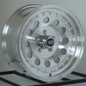 17 Inch Wheels Rims Chevy Gmc Truck Astro Van Safari 5 Lug 5x5 American Racing