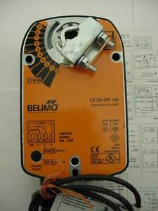 Belimo Lf24 sr Us Actuator 24 Vac dc Ships The Same Day Of Purchase