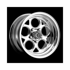 Center Line Wheels Competition Series Rev Polished Wheel 18 x9 5 5x5 Bc