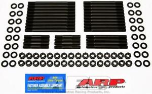 Arp Cylinder Head Studs Pro Series Hex Head Bbc W Brodix Canfield Holley Heads