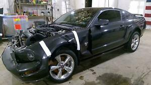 08 10 Ford 4 6 V8 Engine 5 Speed Manual Transmission Dropout Hot Rod Coyote Swap