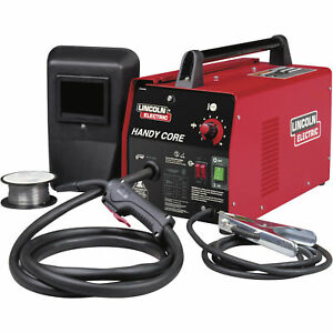 Lincoln Electric Handy Core Wire Feed Welder Kit k2278 1