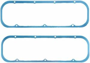 Fel pro Valve Cover Gaskets Molded Silicone Rubber Rubber With Steel Core Bbc