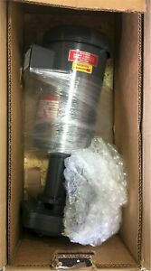 Gusher Vertical Coolant Pump Model Rl s Z300325 1 1 2 Hp 3450 Rpm 3 Phase