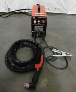 G157172 Lotos Ltp5000d Dc Inverter Air Plasma Cutter