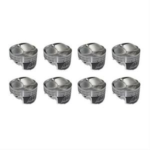 Wiseco K454x3 Pistons And Rings Forged Dome 4 030 In Bore Chevy Kit