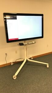 Gsuite Jamboard 55 4k Display Electronic Whiteboard Portable Stand