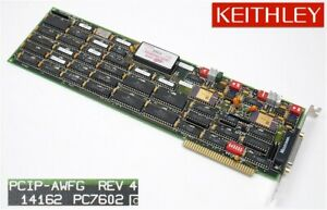 Keithley Instruments Pcip awfg Rev 4 Arbitary Waveform Generator Board