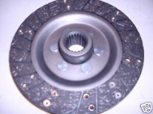 Ford Select O Speed Tractor Clutch Disc E8nn7a539aa