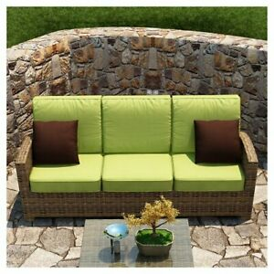 Forever Patio Cypress Sofa With Cushion