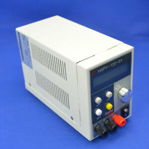 Ac 220v To Dc 0 36v 0 3a Adjustable 120w Regulated Power Supply Portable Lab