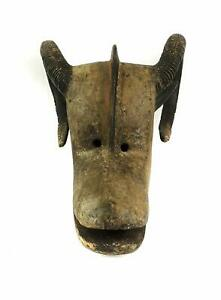 Bobo Ram Mask Large Burkina Faso African Art