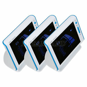 3x Dte Dpex Iii Woodpecker Style Endodontic Root Canal Apex Locator 4 5lcd H6