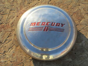1941 Mercury Eight 8 Baby Moon Hubcap One 1 Extremely Extremely Rare