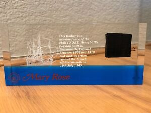 Mary Rose Shipwreck Timber Mary Rose Relic Atocha Shipwreck Fans 1545 Relic