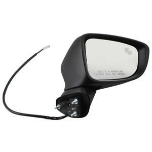 Passengers Power Side Mirror Signal Blind Spot Detection 14 16 Mazda 6 Mazda6