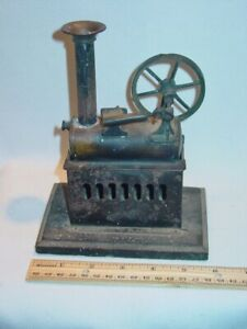Old Small Antique Steam Engine A Project