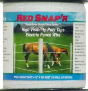 Electric Fence Poly Tape