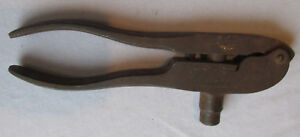 WINCHESTER Repeating Arms Co Bullet Mold Iron Antique Original Gun 32 WCF 1880's