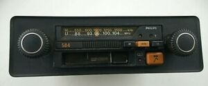 Philips 584 Vintage Car Stereo