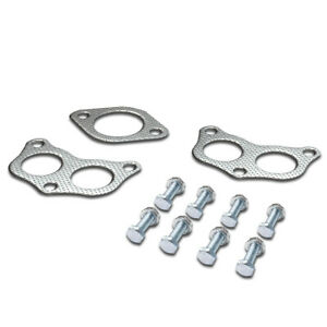 Exhaust Header Gasket W bolts For 1997 2005 Suburban Impreza Rs 2 5l Non turbo