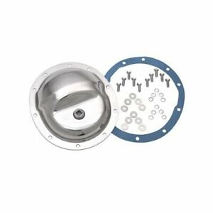 Kentrol Stainless Steel Differential Cover Dana 35 Polished 304m35
