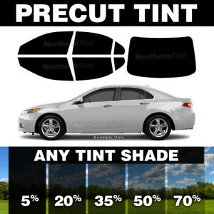 Precut Window Tint For Ford Fusion 06 12 all Windows Any Shade