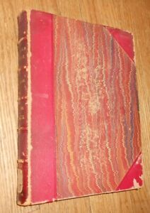 1873 Antique Book The American Chemist Bound Volume 12 Issues Ed W