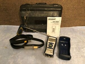 Used Bacharach Fyrite Insight Combustion Analyzer B smart Probe 24 8250 24 7308