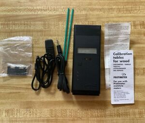 Protimeter Digital Mini Wood Moisture Meter W Probes