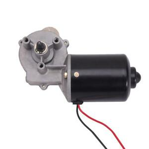 Dc 12v Powerful High Torque Low Noise Electric Dc Gear Box Motor Speed Reducti