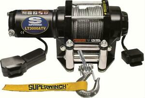 Superwinch Lt3000 Atv Winch 1130220