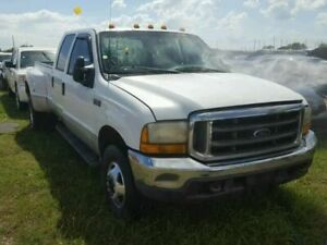 1999 2003 Ford F250 7 3l Super Duty Truck Zf Transmission 6 Speed 4x4