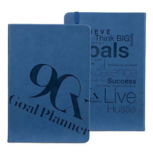 Maya 90 Day Goal Planner Daily Weekly Monthly Undated Calendar Goal Planning