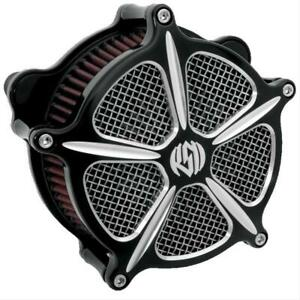Roland Sands Contrast Cut Venturi Speed 5 Air Cleaner 0206 2002 Bm