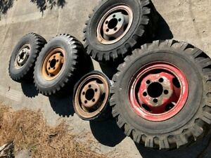 Wc Dodge Power Wagon M37 Rims And Tires