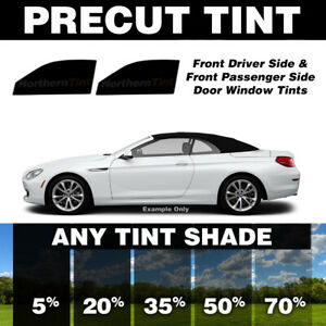 Precut Window Tint For Geo Tracker Convertible 90 97 Front Doors Any Shade