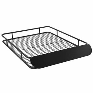 Roof Racket Basket Cart Top Cargo Carrier Basket With Wind Fairing 62 5