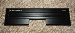 Motorola Mtr3000 Repeater Front Panel Cover Replacement Part