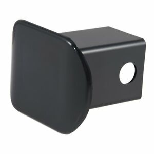 Plastic Trailer Hitch Receiver Cap Plug Insert 2 Inch Cover Towing Hauling