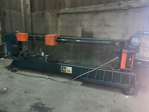 3 Eaton Leonard Model Vector Bendit Hydraulic Tube Bender Ybm 10010