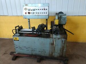 12 Soco Model Mc350fa Automatic Cold Saw Stock 10012